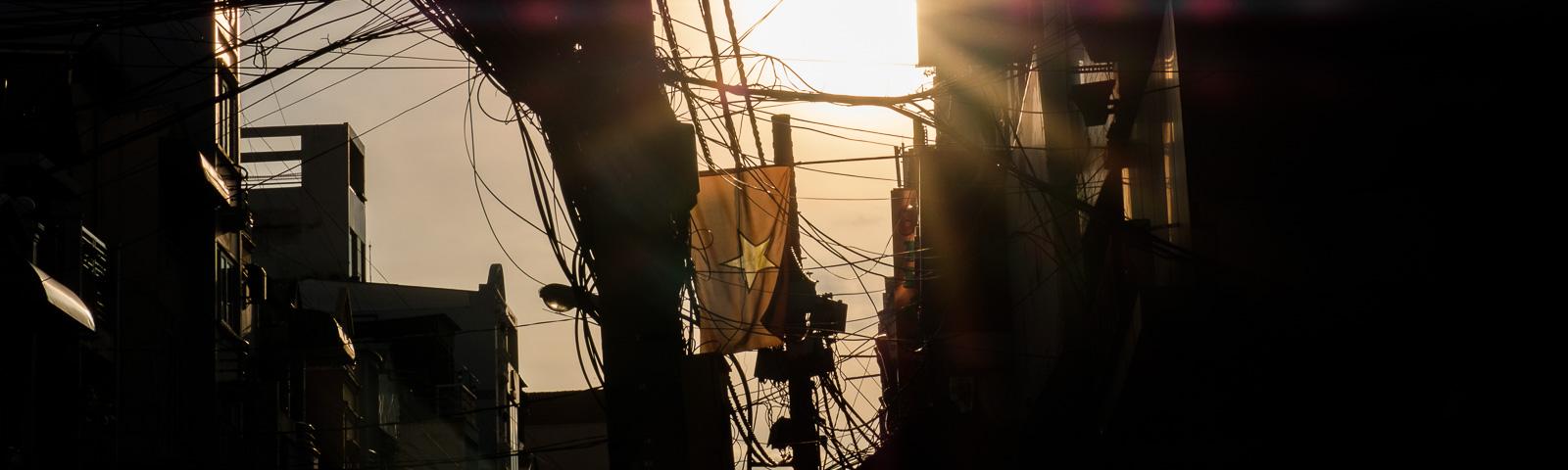 Saigon und der Eindruck