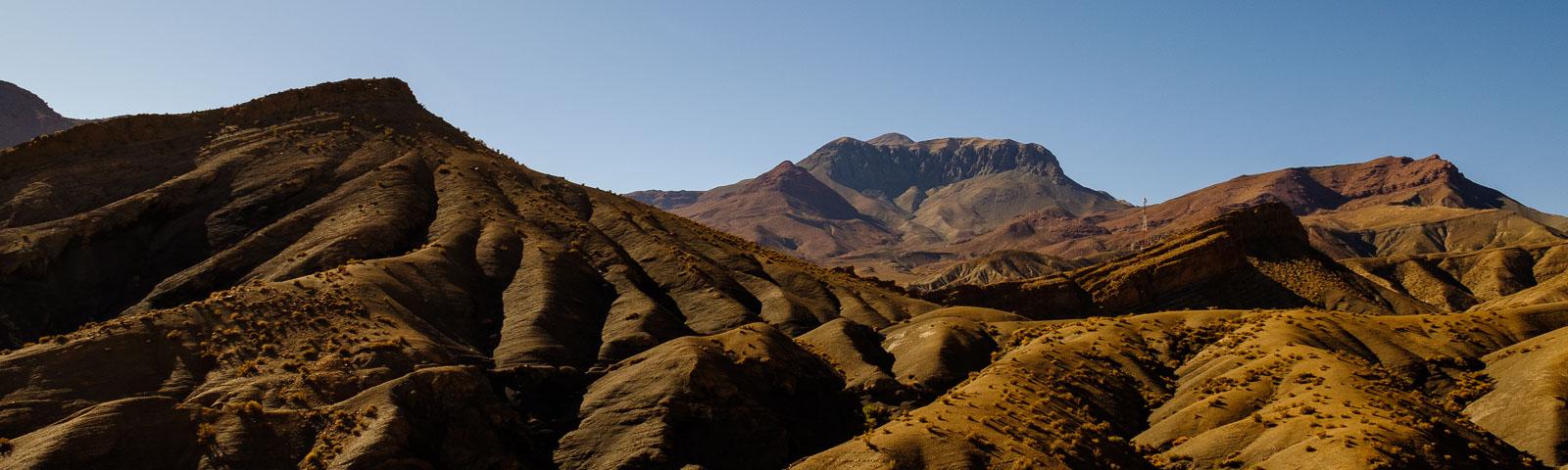 Atlas Marokko